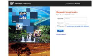 Managed Internet Service