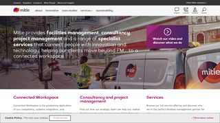 Mitie - Mitie   Outsourced Facilities Management Company