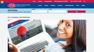 Mobile Banking   Online Banking   Ephrata National Bank