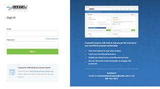 myCARFAX Service Shops - service.carfax.com