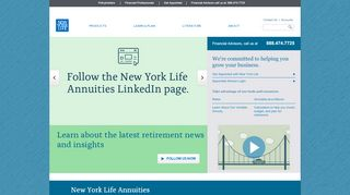 New York Life Annuities - Investments Group