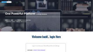 Nigeria's Premier Free Email Service - Naijamails.Com
