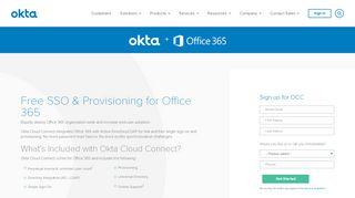 Office 365 | Okta