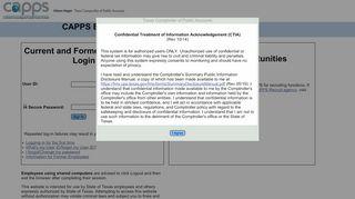 Oracle | PeopleSoft Enterprise Sign-in - Texas.gov
