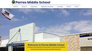 Parras Middle School