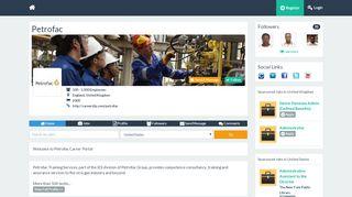 Petrofac CAREER and RECRUITMENT EMPLOYMENT PORTAL ...