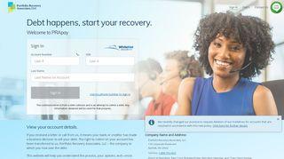 PRApay.com Online Mobile Payments