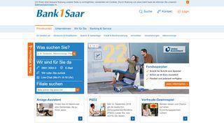 Privatkunden   Bank 1 Saar - Ihre Volksbank im Saarland