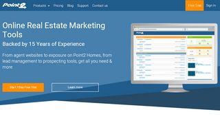 Real Estate Marketing Tools for Agents   Point2