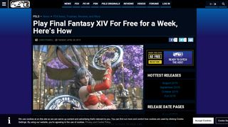 Return to Eorzea with the Final Fantasy XIV Free Login Campaign