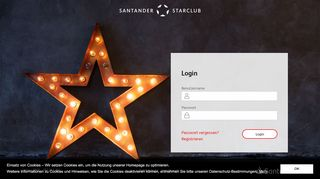 Santander StarClub