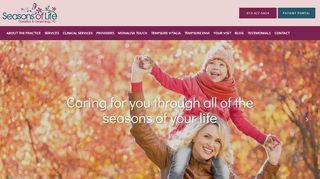 Seasons of Life Obstetrics & Gynecology, PC: Obstetrics & Gynecology ...