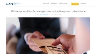 SFO names four Petrofac managers over multimillion-pound bribe ...