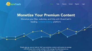 ShareCash - Make Money Uploading Files