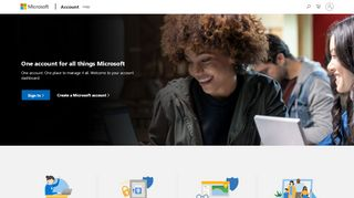 Sign In or Create Your Account Today ... - Microsoft account