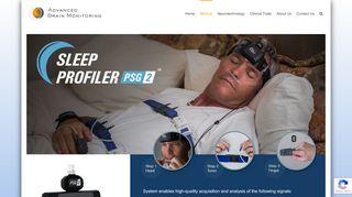 Sleep Profiler PSG2 - Advanced Brain Monitoring