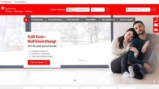Sparkasse Hilden-Ratingen-Velbert (HRV) - Internet-Filiale