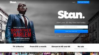 Stan - Watch TV Shows and Movies