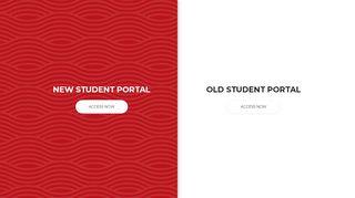Student Portal Choice