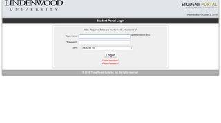 Student Portal Login