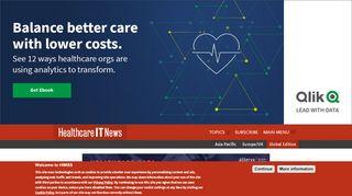 Two Epic shops merge patient portal data   Healthcare IT News