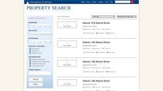 University of Dayton, Ohio - University Of Dayton Housing Search