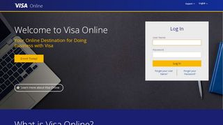 Visa Online