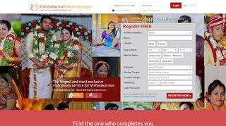 Vishwakarma Matrimony - The No. 1 Matrimony Site for ...