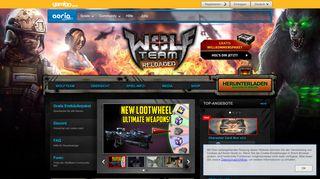 Wolf Team - Free MMORPG at Aeria Games