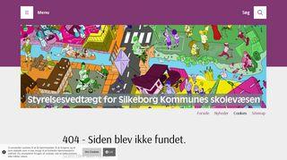 3.05 Læringsplatform - Skolestyrelse - Silkeborg Kommune