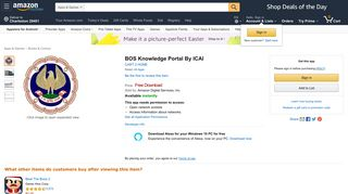 Amazon.com: BOS Knowledge Portal By ICAI: Appstore for Android