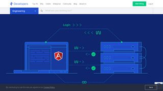 Angular 6 JWT Authentication with Node.js | Toptal