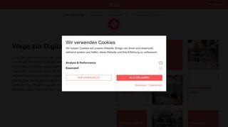 App für CIS - FH Technikum Wien - Studo
