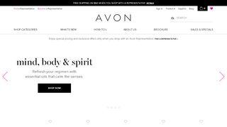 AVON - Shop Cosmetics, Fashion & Accessories