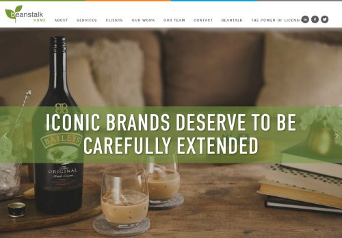 Beanstalk - A Global Brand Extension Licensing Agency