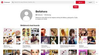 Bellahora (bellahora0770) en Pinterest