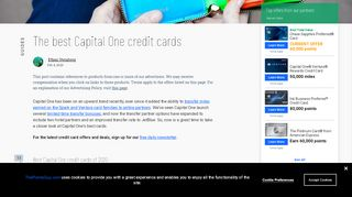 Best Capital One Credit Cards to Maximize Rewards - The ...