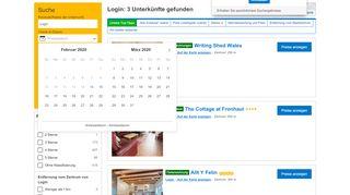 Booking.com: Hotels in Login. Buchen Sie jetzt Ihr Hotel!