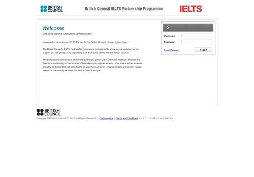 British Council | IELTS ORS B2B | Home