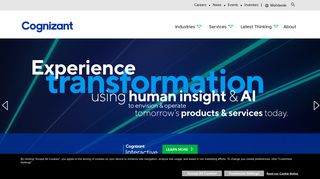 Cognizant: Digital Solutions to Advance Your Business