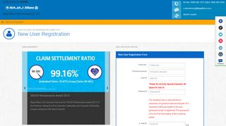 Customer Portal - Bajaj Allianz Life Insurance
