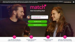 Dejting med Match – det börjar med ett klick