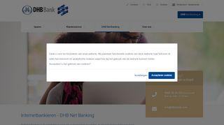 DHB Bank - DHB Net Banking