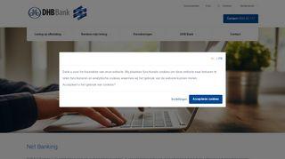 DHB Bank - Net Banking