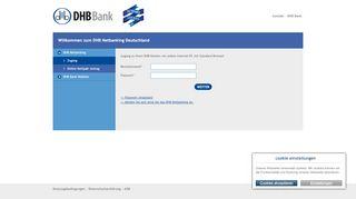 DHB Net Banking Login - Demir-Halk Bank (Nederland) NV ...