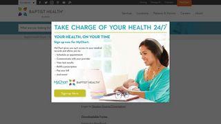 Employee Login - New Albany, Indiana (IN) - Baptist Health Floyd