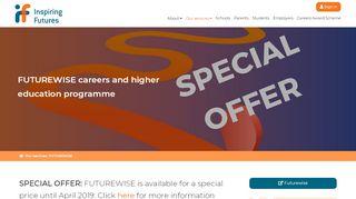 FUTUREWISE | inspiring futures