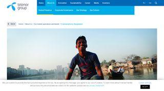 Grameenphone, Bangladesh - Telenor Group