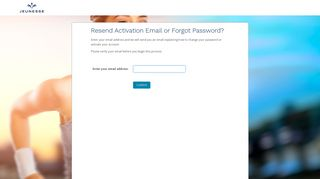 Jeunesse Global - Resend Activation Email or Forgot Password?