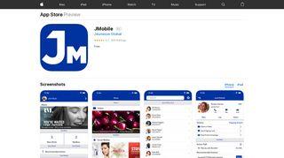 JMobile on the App Store - iTunes - Apple